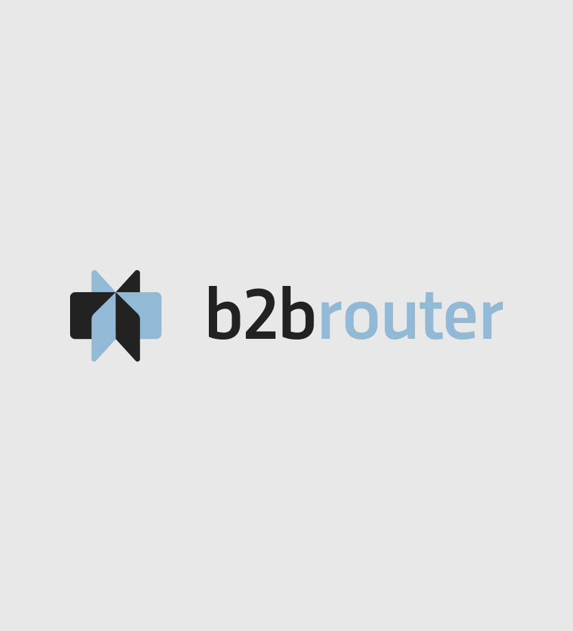 Logotip de B2B Router