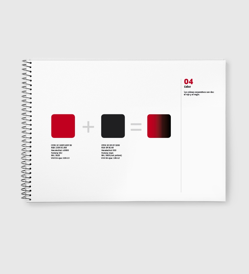 Manual de identidad de Populetic