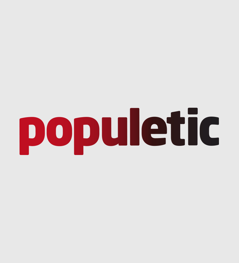 Logotip de Populetic