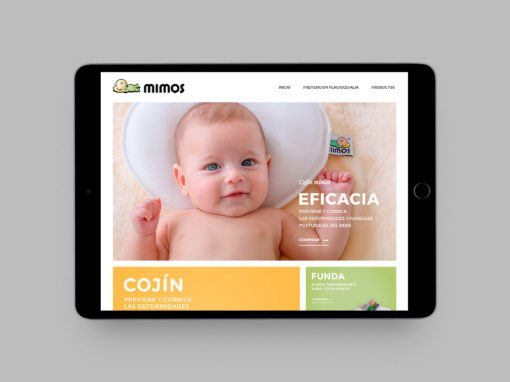 E-commerce Mimos